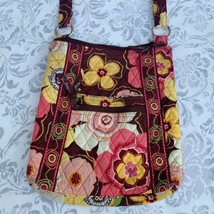 Vera Bradley Buttercup Cross Body bag